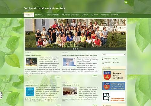 Butrimonių bendruomenės centras