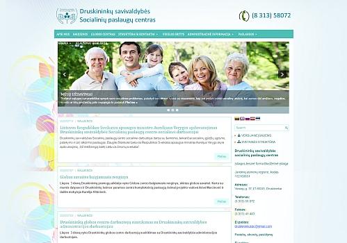 Druskininkų socialinių paslaugų centras