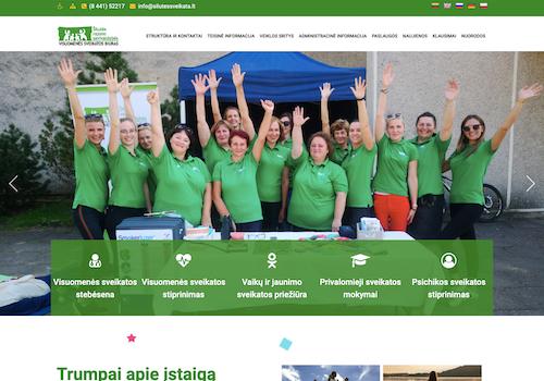 Šilutės rajono savivaldybės visuomenės sveikatos biuras