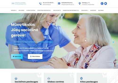 Druskininkų savivaldybės socialinių paslaugų centras