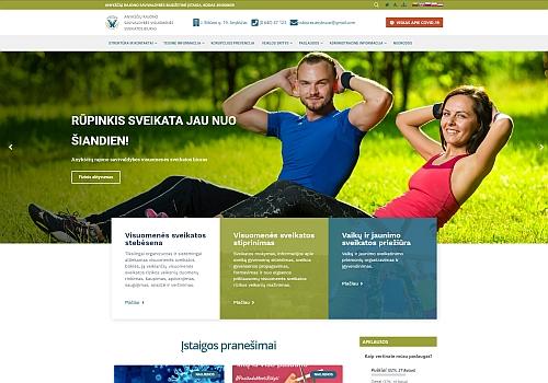 Anykščių rajono savivaldybės visuomenės sveikatos biuras